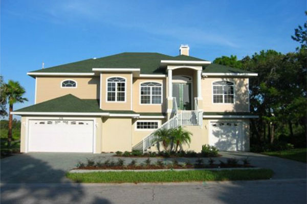 All Orange Blossom Homes come with a 10 year structural warranty.